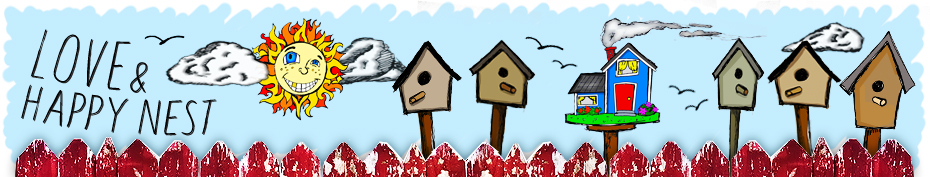 cartoon birdhouse cottages houses tiny homes bird home
