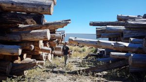 Custom Lumber sustainable wood and metal in Bend Oregon